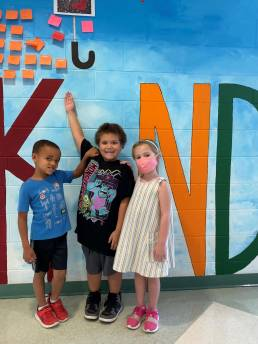 Citrus Grove Elementary Shares Kindness