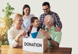 Your Family Can Make a Difference: Choose To Give